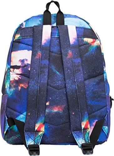 Hype Jupiter Space Unisex Rucksack (Blau)