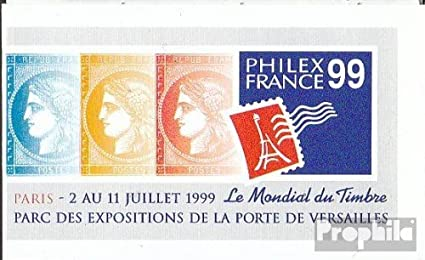 Prophila Collection Francia mh50 (Completa.edición.) 1999 ...