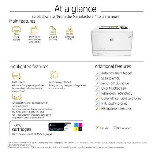 HP Laserjet Pro M452dn Color Printer, (CF389A) by HP (Image #5)