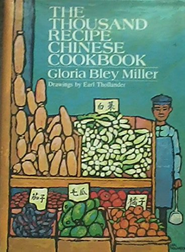 The Thousand Recipes Chinese Cookbook for sale  Delivered anywhere in USA