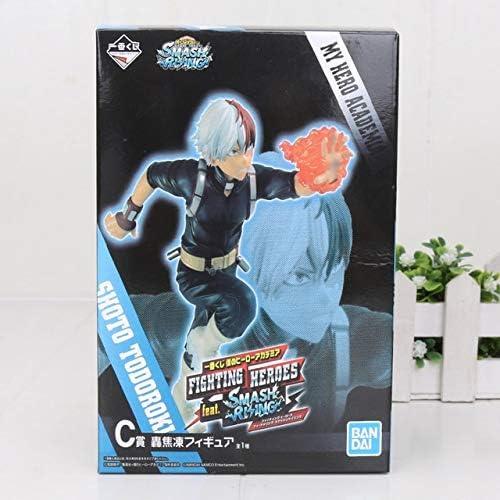 Anime My Hero Academia Todoroki Shoto PVC Action Spielzeuge Modell 16CM