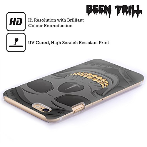 Official Been Trill Hoodies Gold Bling Blings Hard Back Case for Apple iPhone 6 Plus / 6s Plus