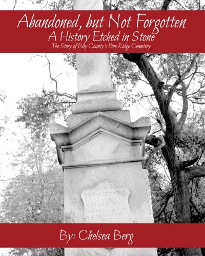 Download Abandoned, but Not Forgotten: A History Etched in Stone The Story of Bay County's Pine Ridge Cemetery pdf epub