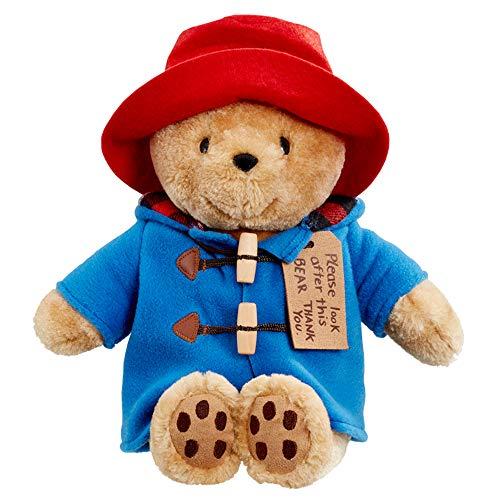 Paddington Bear Official Classic Cuddly Bean Plush Toy from Paddington Bear