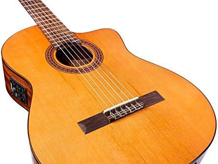 Cordoba Guitars Withouth Gig Bag - Guitarra Electroacústica (cedro ...
