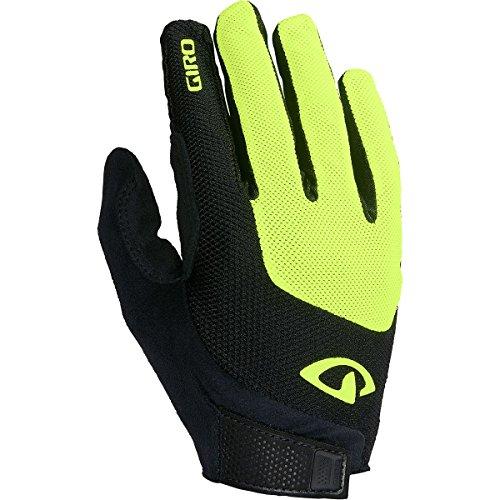 2ab2d981bb7 Galleon - Giro Bravo Gel LF Cycling Gloves - Men's Highlight Yellow Large