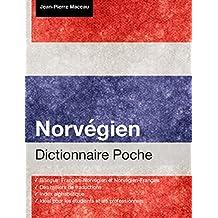 Dictionnaire Poche Norvégien (French Edition)
