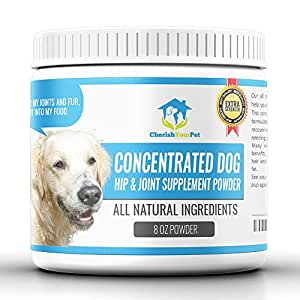 Hip and Joint Supplement, Best Glucosamine for Dogs, Joint Supplement for Dogs, 125 Days Supply