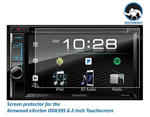 Tuff Protect Anti-Glare Screen Protectors for Kenwood eXcelo