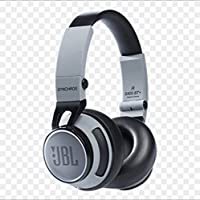 JBL Synchros S400BT+ Wireless On-Ear Bluetooth Stereo Headphones (Stealth Gray)