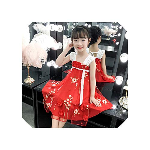 France Traditional Costumes For Kids - Hanfu Costume Girls Skirt Chinese Ancient