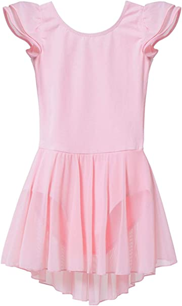 Girls' Skirted Leotard
