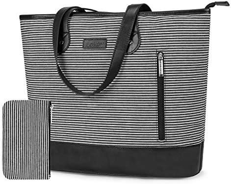 LOKASS Laptop Shoulder Lightweight Briefcase product image