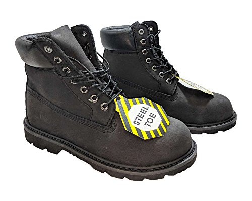 Resistant Tough NYC Company Steel Boot Men Toe Water SYPP7zFd