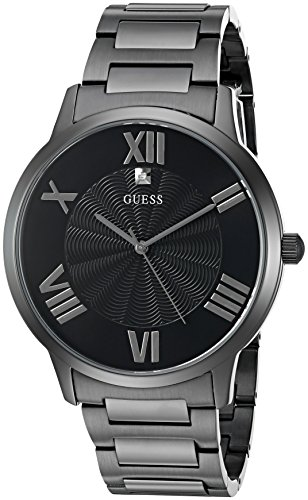 GUESS U0694G3 Dressy Stainless Deployment