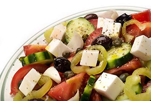 GreenVie Queso Feta mediterránea Griego Bloque vegano 200g (Pack de 6): Amazon.es: Alimentación y bebidas