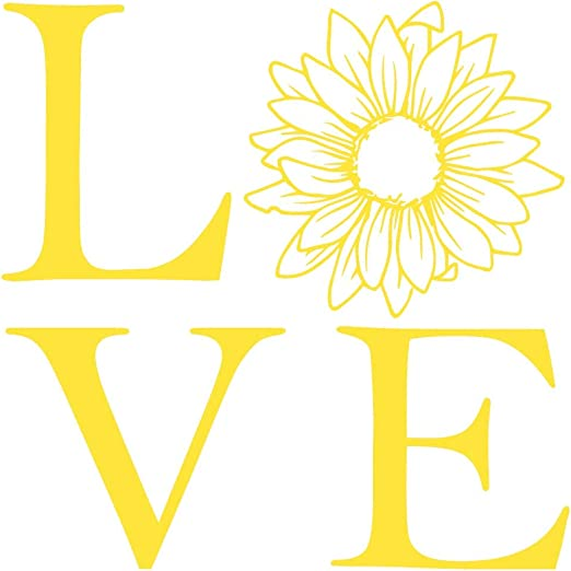Amazon Com Sunflower Love Wall Decor Wall Graphic Design Vinyl Decal Sticker Is A Love Sunflower Silhouette Print Art Vinyl Decal Decorative Decal For Any Room Size 22 X 22 Colors Yellow Home Kitchen Click here and download the silhouette sunflower graphic · window, mac, linux · last updated 2020 create your diy decoration hands craft the best with free silhouette bunch sunflower. sunflower love wall decor wall graphic