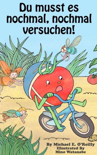 Du musst es nochmal, nochmal versuchen! (Du musst es nochmal! 1) (German Edition)