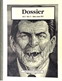 img - for Dossier Magazine, Volume 1 No. 5, May-June 1991 book / textbook / text book