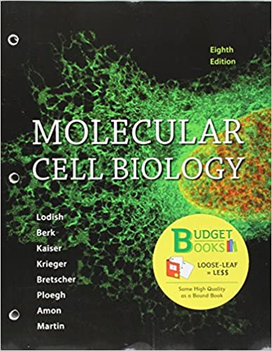 Loose leaf version for molecular cell biology launchpad for loose leaf version for molecular cell biology launchpad for molecular cell biology 6 month access 8th edition fandeluxe Image collections