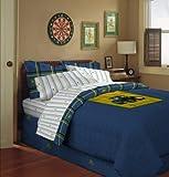 JOHN DEERE Bedding Denim Collection Pillow Sham, 20 by 26-Inch