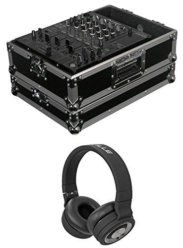 Odyssey FR12MIXE Flight Ready 12″ DJ Mixer Hard Travel Case+Wireless Headphones