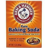 Arm & Hammer Baking Soda, 16 Ounce (Pack of 24)