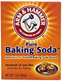 Arm & Hammer Baking Soda, 16 Ounce (Pack of 24)