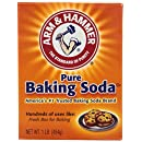 Arm & Hammer Baking Soda, 1 Pound Boxes (Pack of 24)
