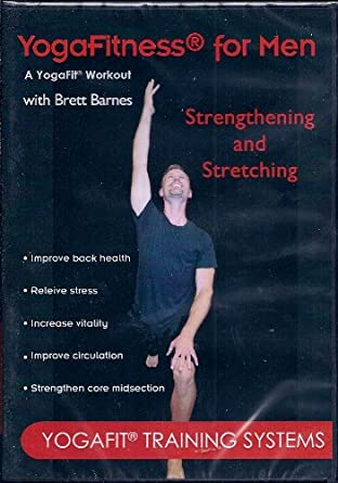 Amazon.com: YogaFitness For Men (A YogaFit Workout with ...