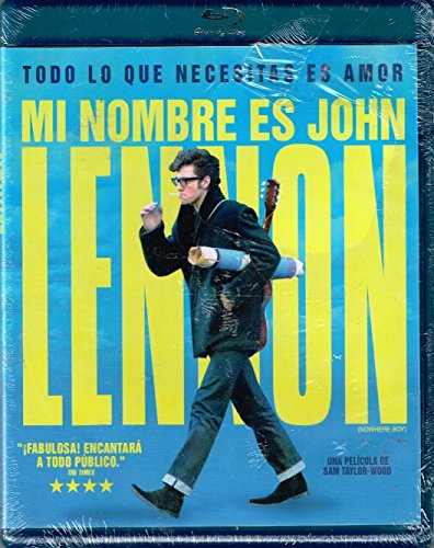 MI NOMBRE ES JOHN LENNON [NOWHERE BOY] BLU-RAY [IMPORT].