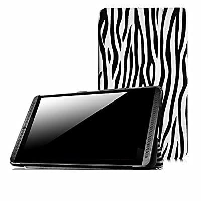 """Fintie NVIDIA SHIELD Tablet K1 SmartShell Case - Ultra Slim Lightweight Stand Cover with Auto Wake/Sleep Feature for 2015 NVIDIA Shield Tablet K-1 8.0 Inch, Fit for 2014 NVIDIA Shield 2 8"""""""