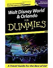 Walt Disney World & Orlando For Dummies 2004