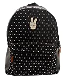 COACH MICKEY Charles Backpack in Prairie Bandana Print Black