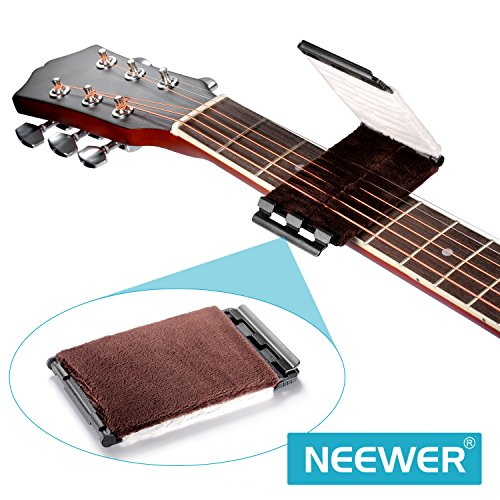 Neewer® Ultra Gentle Microfiber Cleaning Cloth String Cleaner for Guitar Bass Ukulele Mandolin Violin and Other String Instruments
