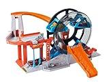 Hot Wheels Turbo Garage Playset