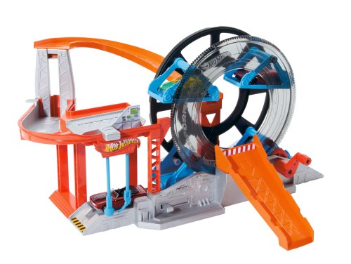 Hot Wheels Turbo Garage Playset