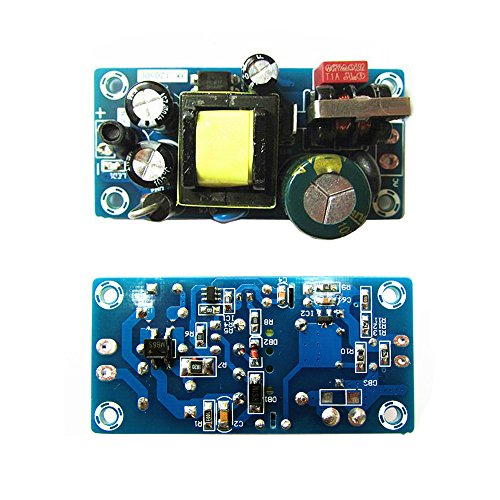 110v Ac Input Module (Qianson AC-DC Converter AC 85-265V 110V 220V to 12V 1A-2A 12W Low Ripple Switching Power Supply)