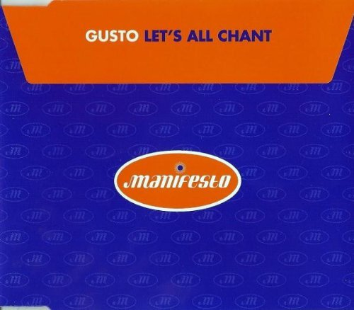 Lets All Chant By Gusto  0001 01 01