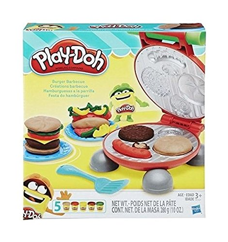Play-Doh - 0816B5521EU6 - Pâte à Modeler - Burger Party product image