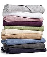 """NEW Lauren by Ralph Lauren Classic Cotton KING Bed Blanket 108"""" x 90"""""""