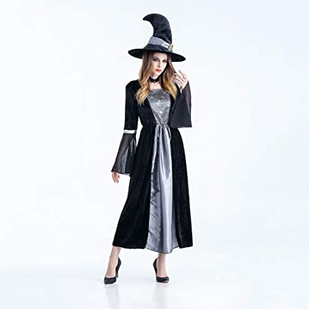 Kcd Disfraces De Brujas De Halloween Cosplay Adulto Bruja Malvada ...