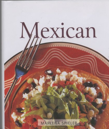 Mexican (Mini Cookshelf)