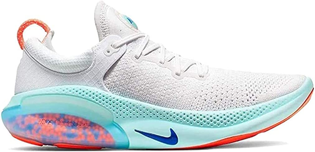 Nike Joyride Run FK, Zapatillas de Running para Hombre, Multicolor (White/Racer Blue/Platinum Tint 100), 44 EU: Amazon.es: Zapatos y complementos