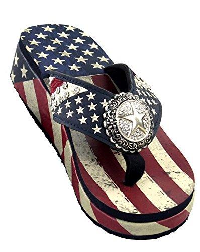 montana-west-usa-flag-star-july-4-patriotic-flip-flops-red-white-blue-8
