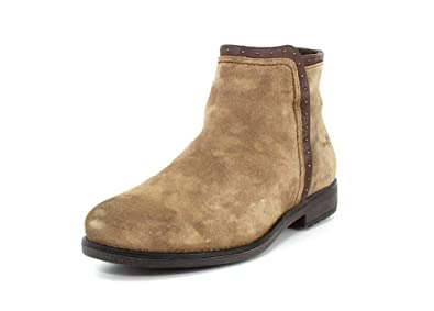 5183feea62a Womens Ribos Taupe Nougat Suede Savage Boot - 36