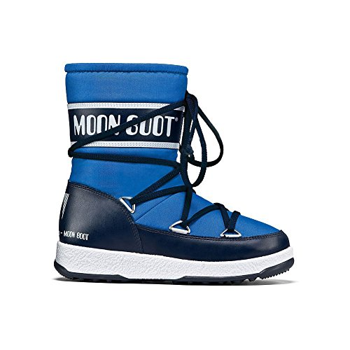 Tecnica M-b We Sport Mid Blue Navy - Botas Mujer azul marino