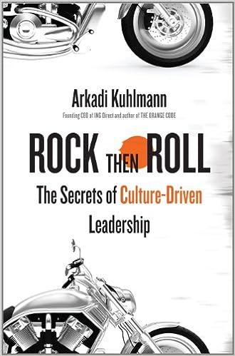Rock then roll the secrets of culture driven leadership rock then roll the secrets of culture driven leadership arkadi kuhlmann 9780986969409 amazon books fandeluxe Images