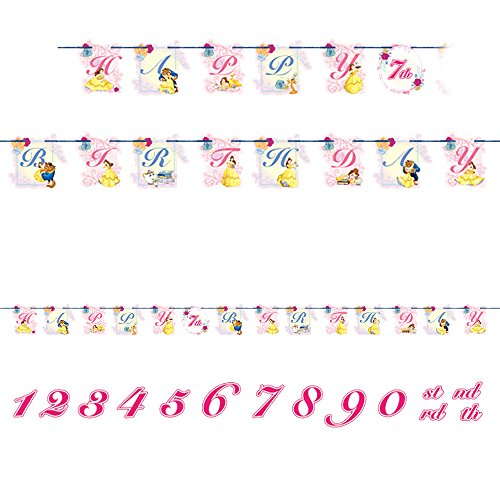 Beauty and The Beast Banner Ribbon