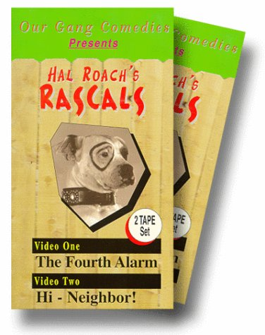 Bubbles Charlie - Little Rascals-Fourth Alarm/Hi Neighb [VHS]